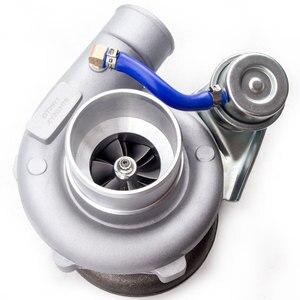 Image 4 - GT2871 GT25 GT28 T25 GT2860 SR20 CA18DET Turbo turbosprężarka wody AR .64 strojenia