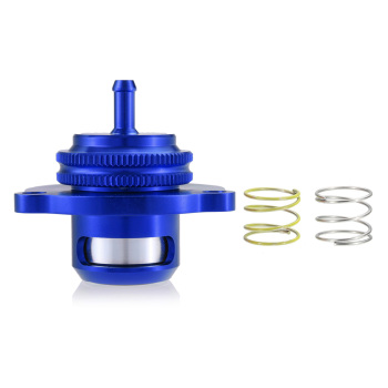 Blue Recirculating Dump Blow Off Valve for Ford for Focus MK2 Vauxhall Corsa Zafira 1998-2005