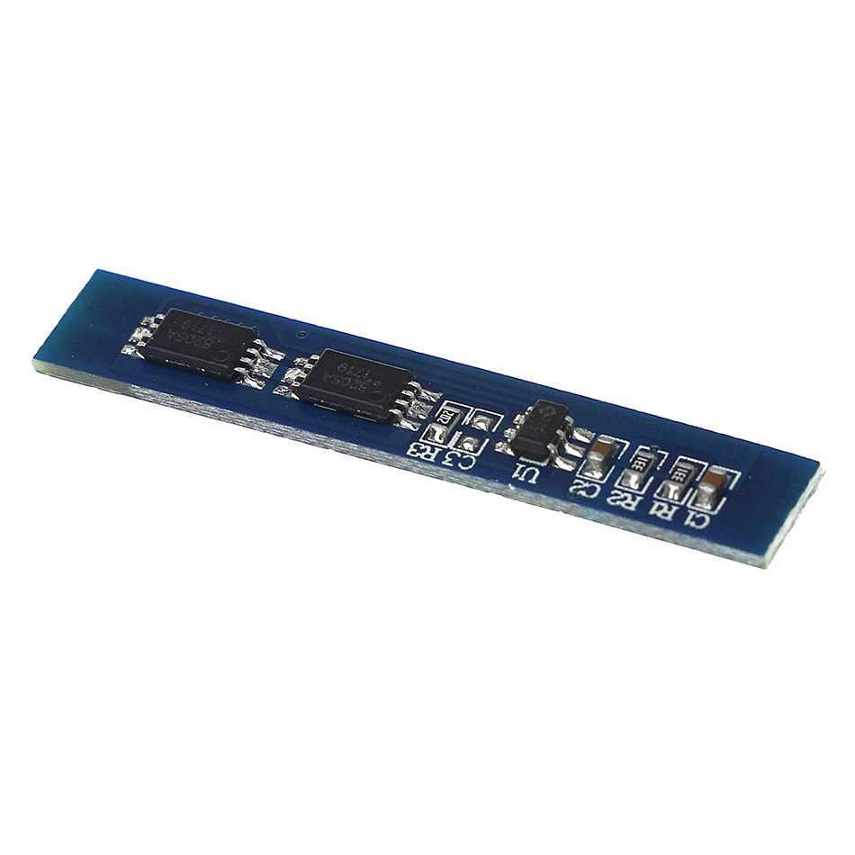 חכם אלקטרוניקה 2 S 3A ליתיום ליתיום סוללה 7.4 8.4 V 18650 מטען הגנת לוח BMS PCM עבור ליתיום Lipo סוללה סלולרי חבילה