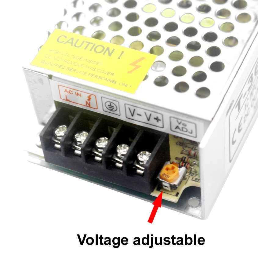 Коммутации Питание 12 В 2a 24 Вт Smps 12 В AC-DC 220 В до 12 В Питание Трансформатор источника Питание 12 В блок