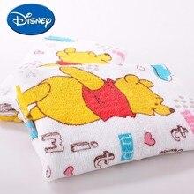 Disney Cotton Baby Face Towel 34x34cm Children Towels Soft Cartoon Towel Handkerchief Towel For Newborns InfantD1006OT