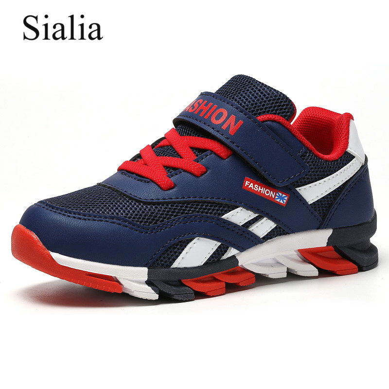 Sialia Running Children Shoes For Kids Sneakers Boys Casual Shoes Girls Sneakers Sport Trainer Footwear Chaussure Fille Fashion