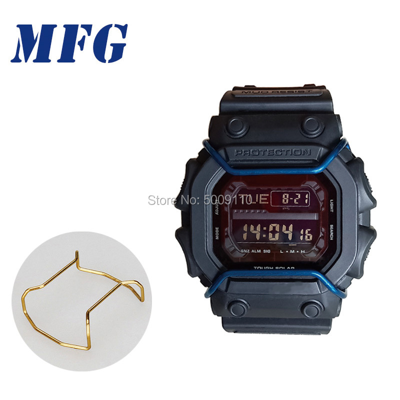 MFG Watch Bumper GW-M5610 DW5600 GW5000 Protector stainless steel Watch Accessories Gift for Men/WomenMFG Watch Bumper GW-M5610 DW5600 GW5000 Protector stainless steel Watch Accessories Gift for Men/Women