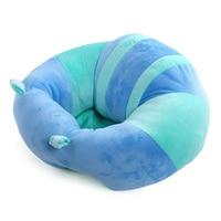 Portable Cute Children Soft Sofa Floor Seat Cushion Plush Toy Birthday Gift Skid Proof Bottom Baby Plush/Nano Doll