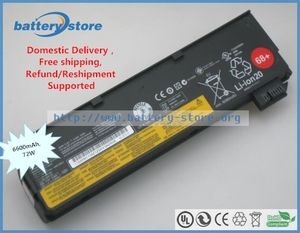 Genuine 72W LENOVO battery 45N1738 45N1736 0C52861 0C52862 for ThinkPad L470 L460 L450