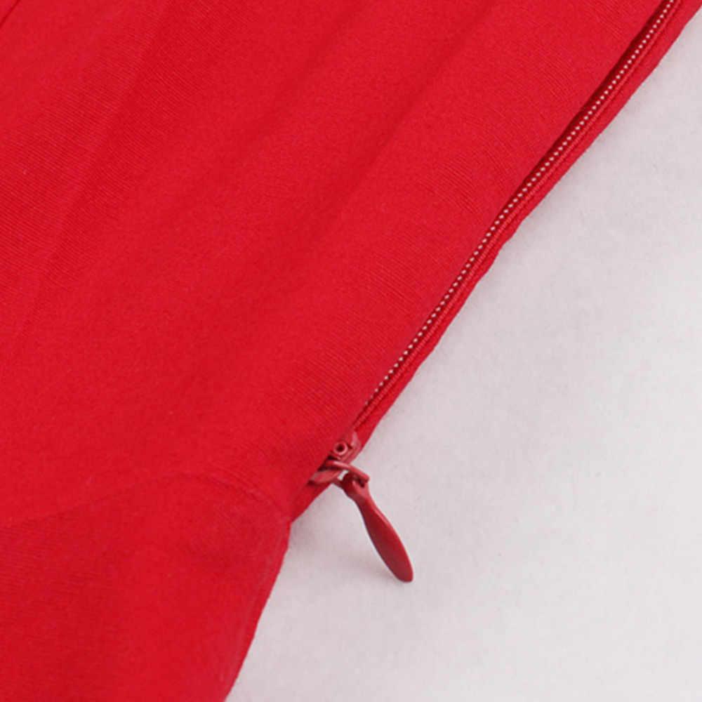 Joineles Сексуальное Женское винтажное летнее платье без рукавов с v-образным вырезом 60 s качели ретро качели хлопковые вечерние банты Betls Feminino Vestidos