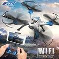 Los Drones con cámara JJRC H29 RC Quadcopter 2,4g 6 eje-una clave por inversión giroscopio con Gyro RC helicóptero Helicoptero