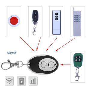 Image 4 - 433Mhz Drahtlose 2 Schlüssel Kopie Klonen Fernbedienung Universal Garage Tür Für Gadgets Auto Hause Garage Hohe Qualität
