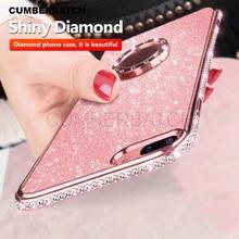 Bling Glitter Diamond Silicone TPU Case For Xiaomi