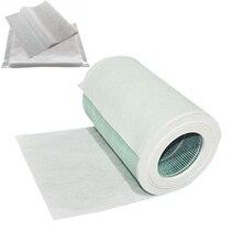 цена на 20pcs electrostatic cotton for replacement xiaomi mi air purifier pro / 1 / 2 universal brand air purifier filter Hepa