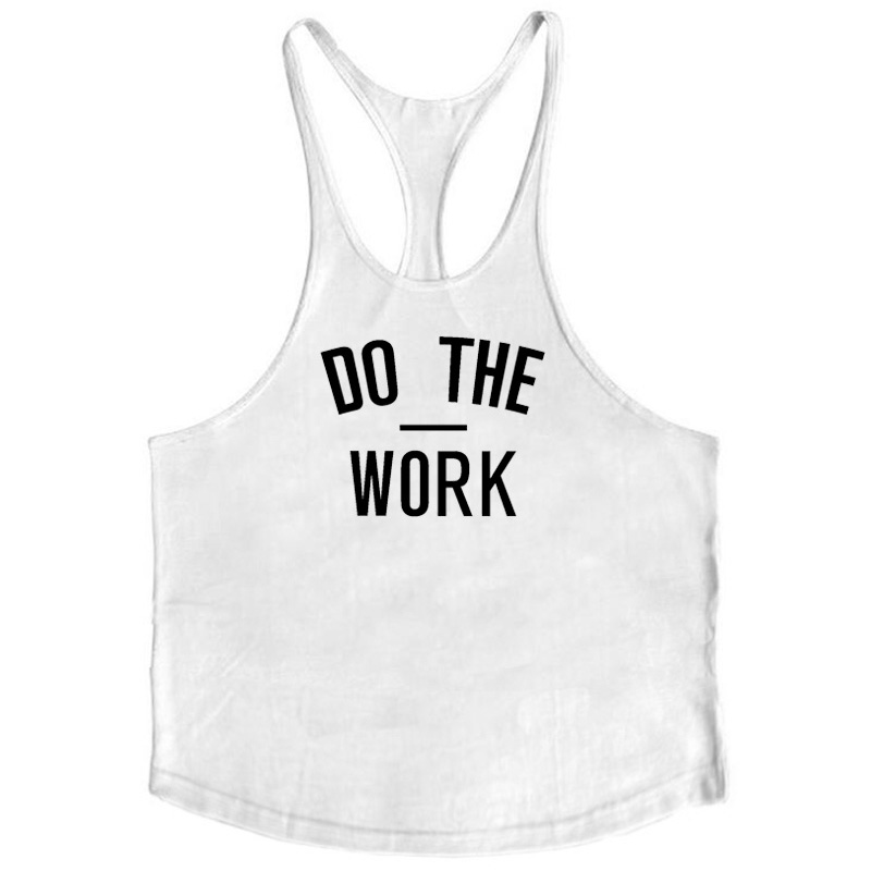 MYTL Muscleguys Brand Gyms Clothing Singlet Y Back Gym   Tank     Top   Men Fitness Stringer Vest Cotton Bodybuilding Men Sleeveless S