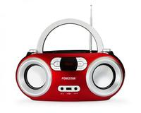 Radio CD USB Bluetooth Red Boom 100r