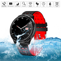 GZDL Bluetooth Sport Smart Watch Blood Pressure/Oxygen Monitor For Android ios Samsung WT8348