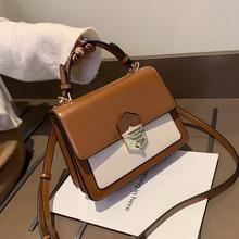 купить Female Crossbody Bags For Women 2019 PU Leather Famous Brand Luxury Handbags Designer Sac A Main Ladies Shoulder Messenger Bag по цене 1184.67 рублей