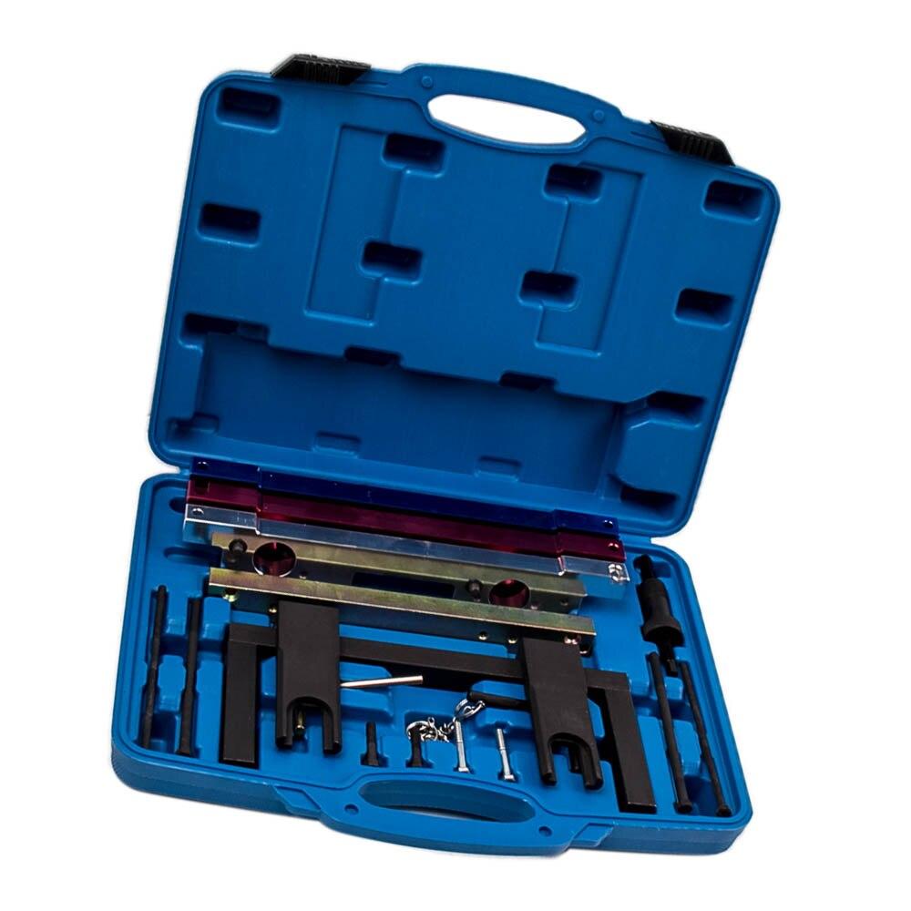 Pour BMW moteur arbre à cames alignement synchronisation verrouillage Kit d'outils F 2.5L 3.0L N51 N52 N53 N54 N55