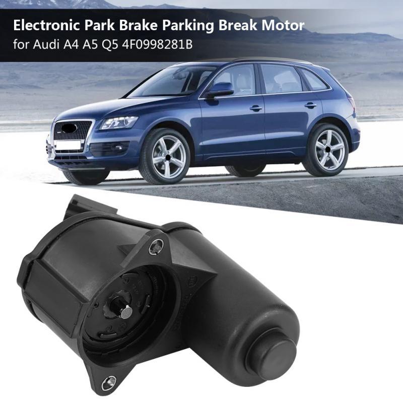 Electronic Park Brake Parking Break Motor for A4 A5 Q5 4F0998281B ...