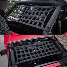 Автомобильный гамак на крышу с мягким покрытием для Jeep Wrangler JK 07-18