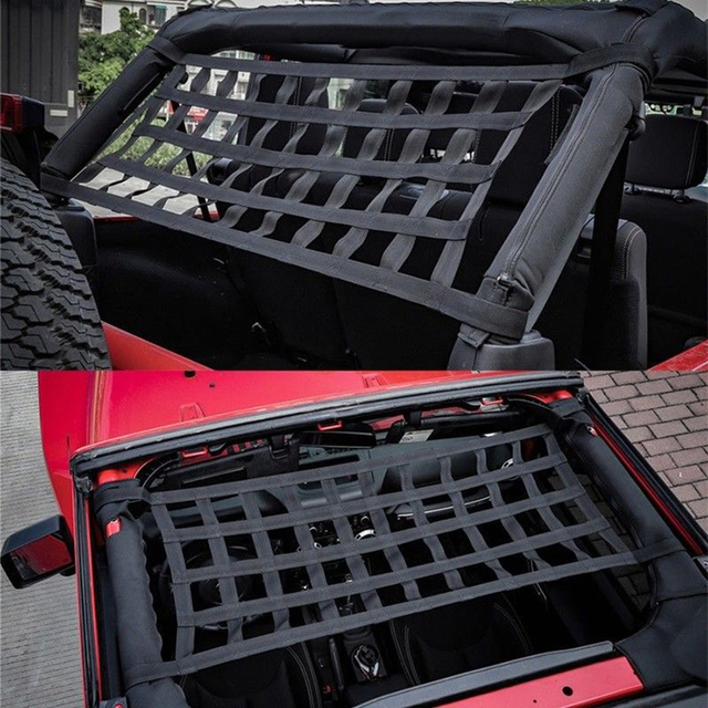 Car Roof Top Soft Cover Rest Fine Quality Bed Hammock For Jeep