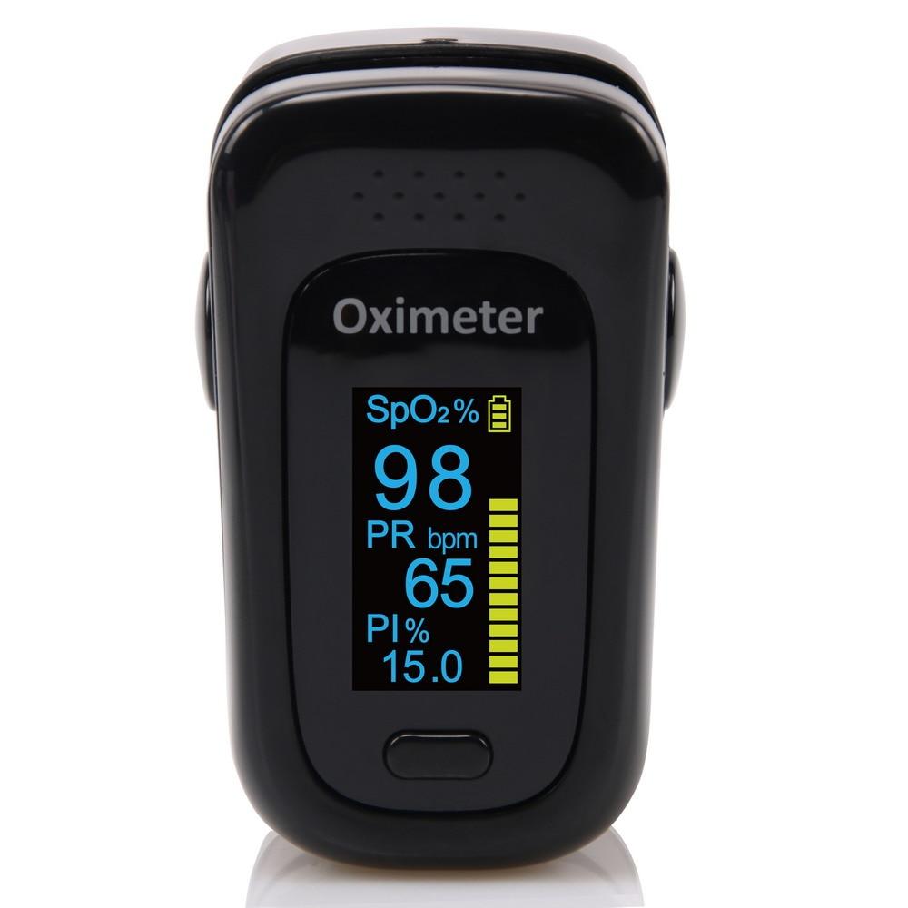 High Quality Finger Pulse Oximeter De Pulso De Dedo Blood