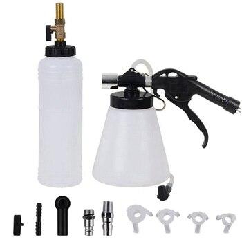 1set Auto Car Brake Fluid Replacement Tool Large Capacity Brake Fluid Drained Bleeder Oil Change Equipment Kit for Cars Trucks