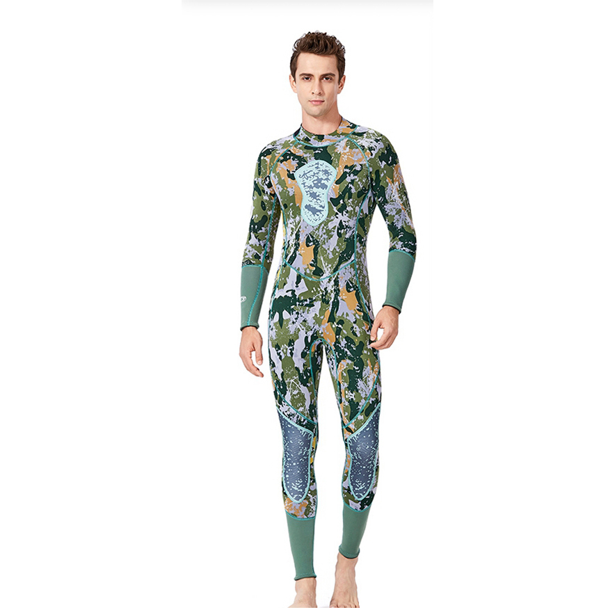 Super sell-Dive&Sail Men 3 Mm Wetsuit Scr Neoprene Camo Freediving Spearfishing Diving Suit Snorkel Swimsuit Super Elastic SurSuper sell-Dive&Sail Men 3 Mm Wetsuit Scr Neoprene Camo Freediving Spearfishing Diving Suit Snorkel Swimsuit Super Elastic Sur