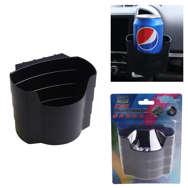 Universal Car Interior Storage Box Bracket Stowing Holder Tidying Chips Cup Rack Glove Bucket Phone Holder Car Styling