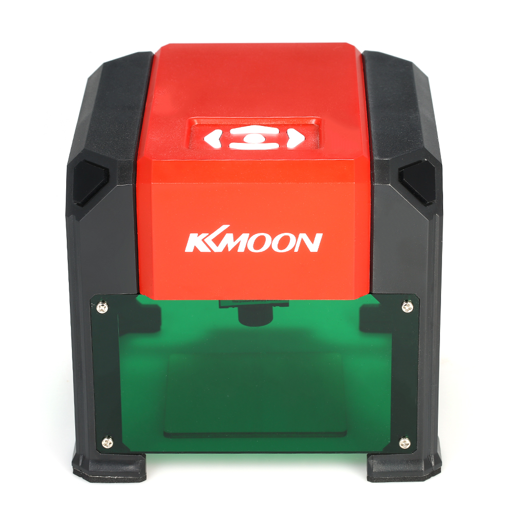 KKmoon K5 3000mW DIY Mini USB Laser Engraving Machine Automatic CNC Wood Router Laser Cutter Printer Engraver Cutting Machine цена