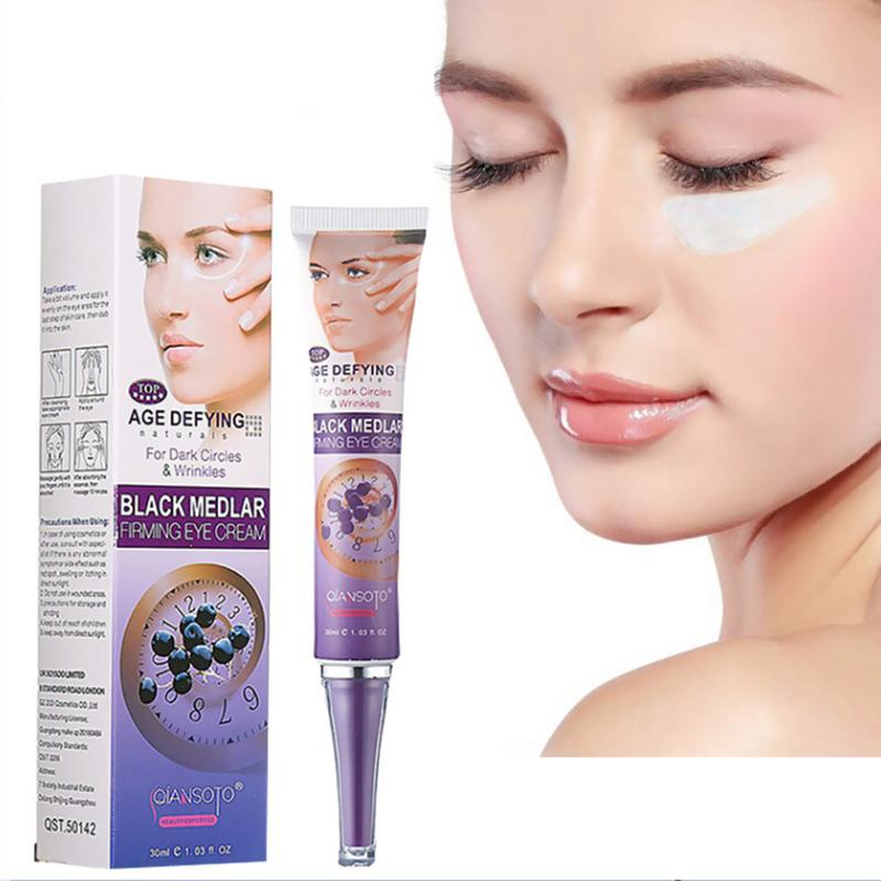 c642caf57d0 Black Goji Eye Cream Against Puffiness Remove Dark Circles Under The Eyes  Firming Instantly Ageless Anti Wrinkle Anti Puff Cream on Aliexpress.com