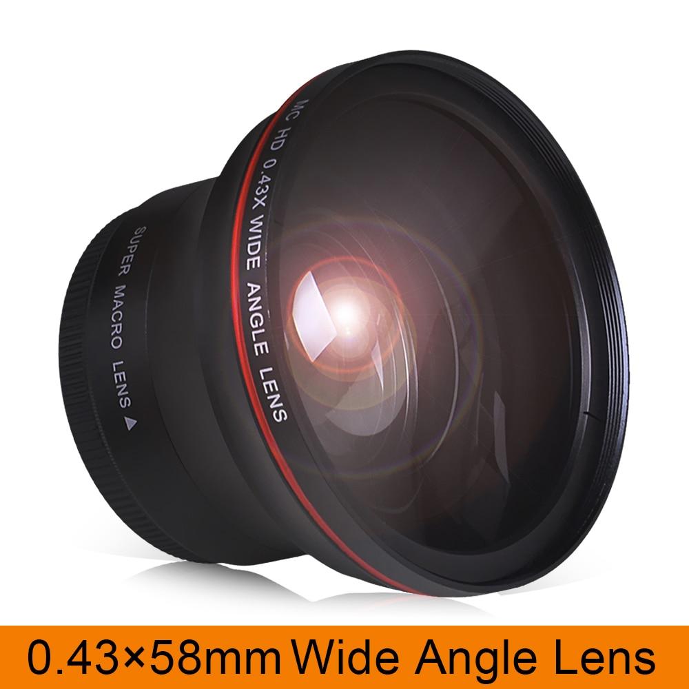 Lightdow T//T2 Mount Lens Adapter Ring for Canon EOS Rebel T3 T3i T4i T5 T5i T6 T6i T6s T7 T7i SL1 SL2 6D 7D 7D 60D 70D 77D 80D 5D II//III//IV DSLR Camera