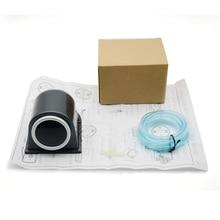Указатель 2 52 мм Автомобильный Универсальный Len светодиодный 0-30PSI турбо Boost Gauge Meter Pod
