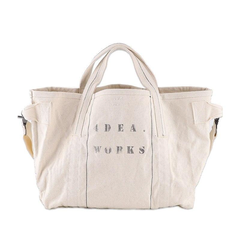 Canvas Shoulder Satchel Portable Shopper Bag For Women Luxury Handbags Women Bags Designer Tote Bag Sac Main Femme Borsa Shopper