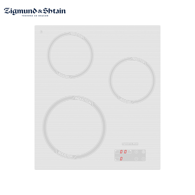 Индукционная варочная поверхность Zigmund & Shtain CIS 029.45 WX