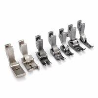 25pcs Multi functional Domestic Sewing Machine Presser Feet Set for JUKI DDL 5550 8500 8700 Presser Feet Braiding Blind Stitch
