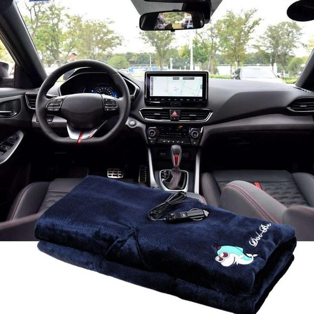 12v Car Heated Blanket Supplies Heating Autumn And Winter Electric Accessories