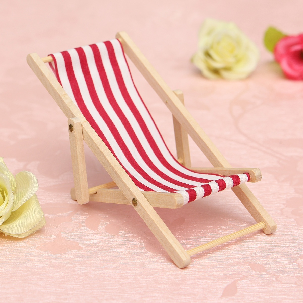 Baby Toys Mini Lounge Chair Simulation Furniture Miniature Food Play Scene Model Little Cloth Dollhouse Accessories