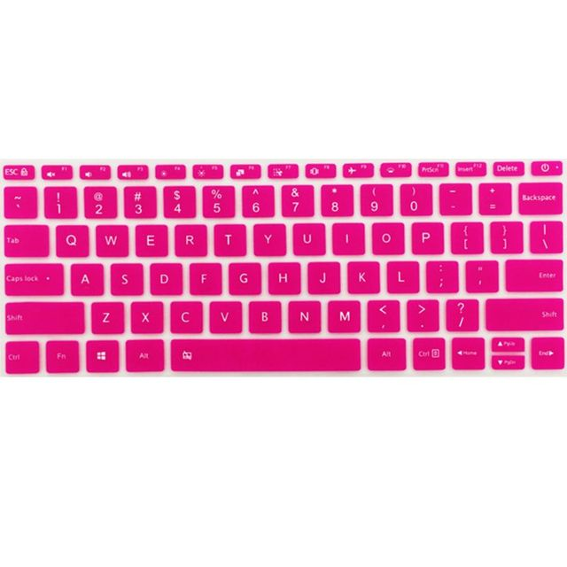 Silicone Dustproof Laptop Keyboard Cover For 12.5/13.3/15.6 inch For Xiaomi Air Laptop Notebook Accessories Keyboard Covers 5