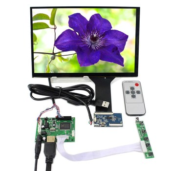"""10.1inch 10.1"""" Touch screen panel B101EW05 /LP101WX1-SLP2 1280X800 LCD  work with HDMI Controller Board VS-TY2660H-V1"""