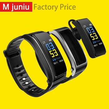 Y3 Plus Driving Call Bracelet Smart Watch Bluetooth Earphone Heart Rate Monitor Pedometer Smartwatch for IOS Android No APP