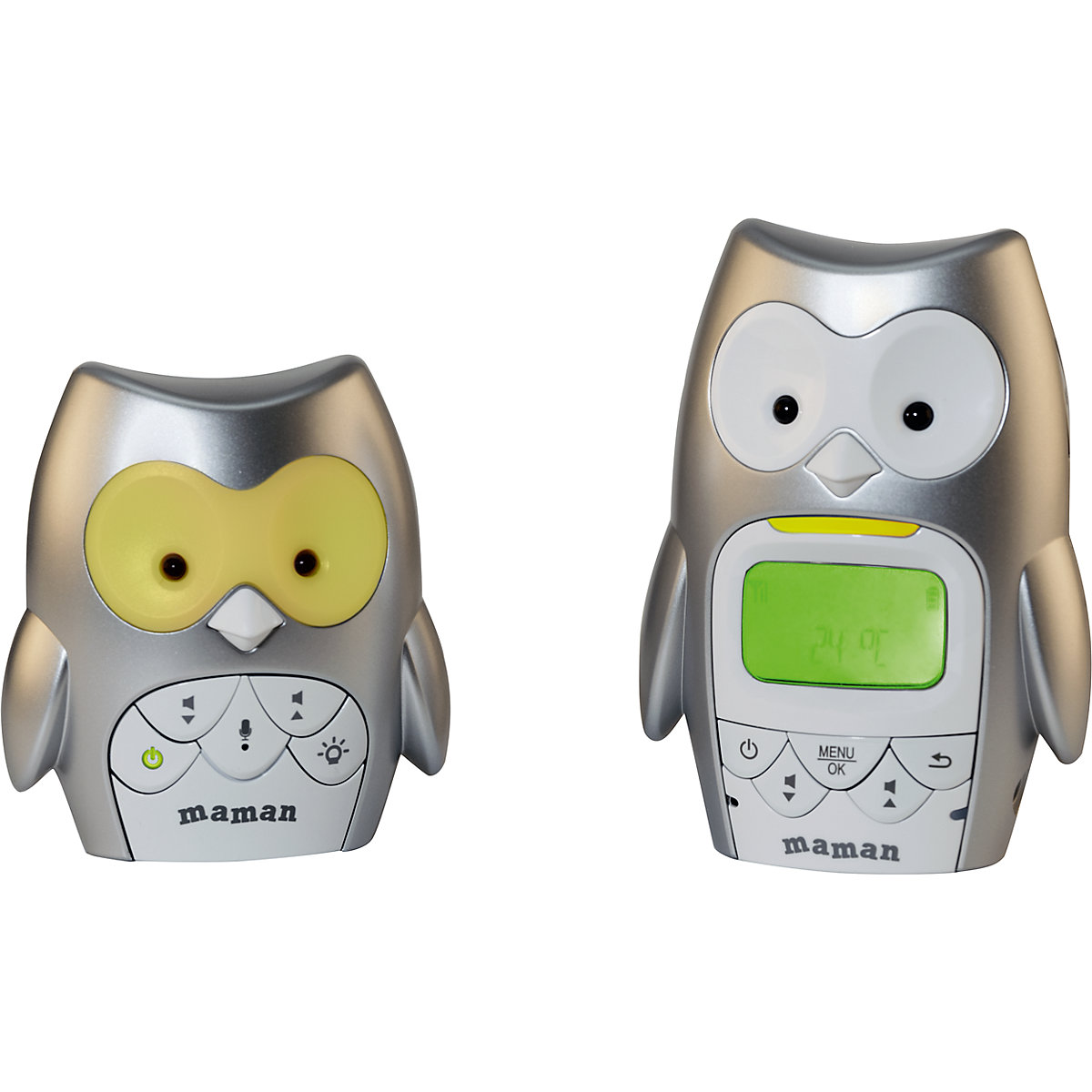 Baby Sleeping Monitors MAMAN 7142169 Safety baby monitor control for children