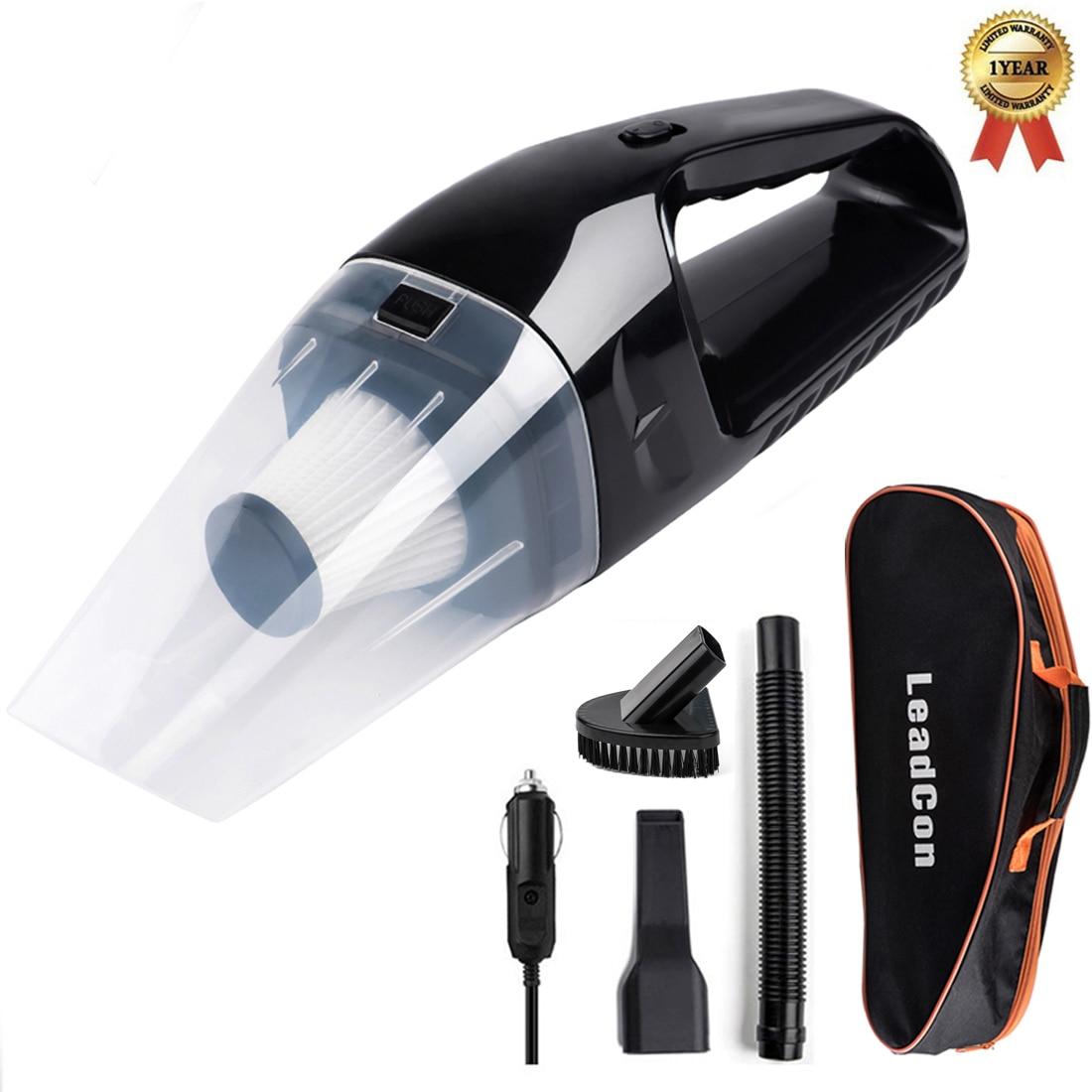 Offre spéciale voiture aspirateur 120W Portable aspirateur à main Auto humide/sec voiture aspirateur filtre à main 12V