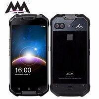 AGM X2 SE IP68 Водонепроницаемый противоударный мобильный телефон 5,5