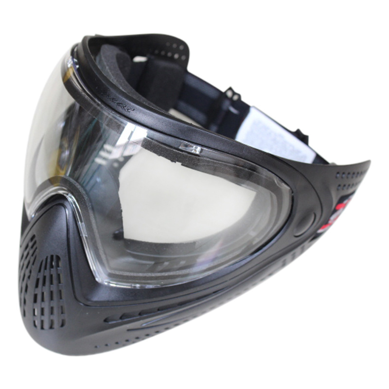 Tactical Anti fog Safety Goggle Full Face Mask Airsoft Paintball Shock Resistance Protective Eyewear Mask Accessory
