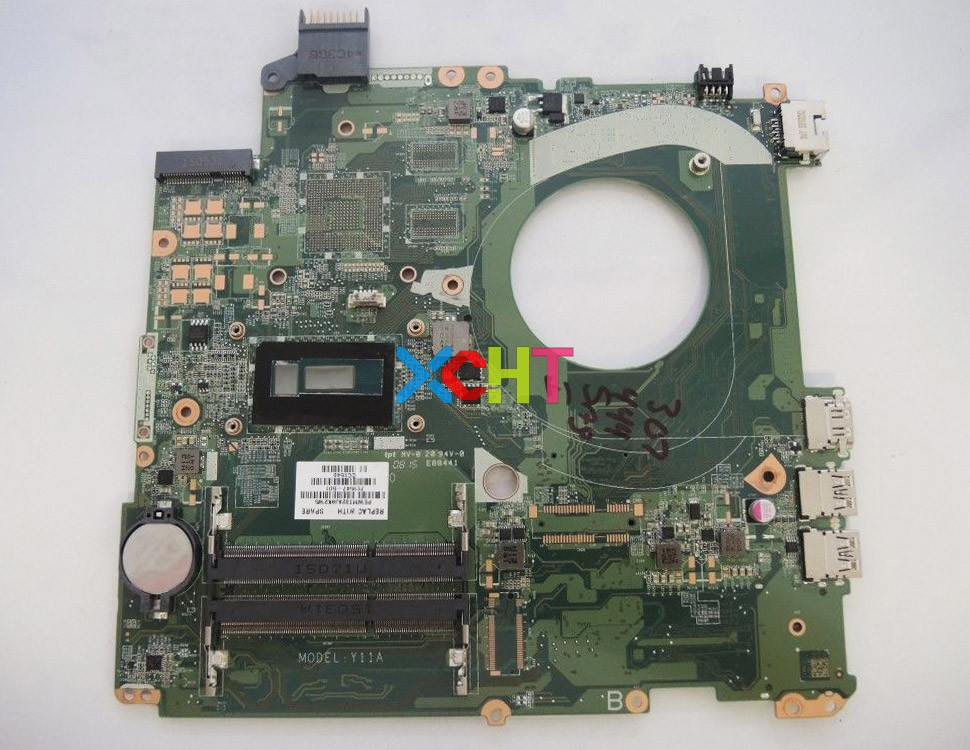799547 501 799547 001 799547 601 UMA w i7 5500U CPU for HP PAVILION 15 P214DX 15T P200 NOTEBOOK PC Motherboard Mainboard Tested-in Laptop Motherboard from Computer & Office