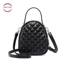 Small Shoulder Bag Fashion Plaid Pu Leather Crossbody Bags For Women Messenger Bags Reprcla Luxury Designer Handbags Women Bags