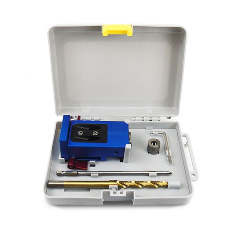 Woodworking Pocket Clamp Kit XK-1 Woodworking Oblique Hole Punch Oblique Hole Locator Woodworking Tools