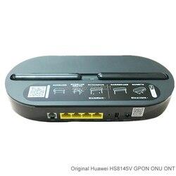 Frete Grátis HS8145V GPON ONU ONT 4GE + 1Tel + 1USB + 2 WI-FI (2.4G/5G) mesma Função como HG8245U HG8245Q2 terminal de rede Óptica