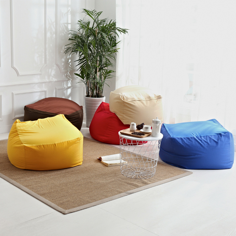 bean bag sofas india sofa soft bedding nothing indian and japanese products slacker single fabric person tatami chair bedroom living room furniture