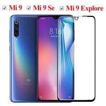 Protective Glass for xiaomi Mi 9 Se Tempered Glas For Xiaomi Mi9 Explore Screen Protector 9se Xiomi Xiami Xiaomei Protect Case