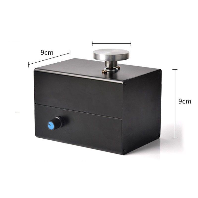 Mini roue de poterie en alliage d'aluminium 12 V 4.5 cm bouton de tourne-disque changement de vitesse continu - 3
