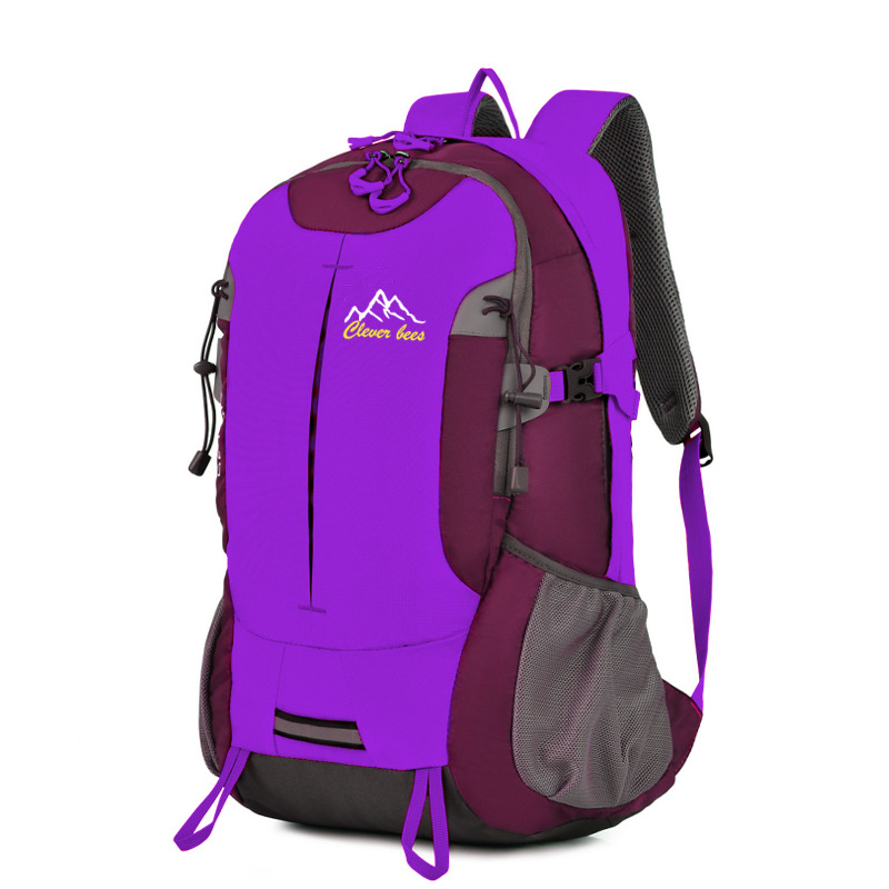 Foldable Backpack Waterproof Foldable Outdoor Sports Backpack Women Men Cycling Backpack Daypack Climbing Bag Camping Hiking Bag